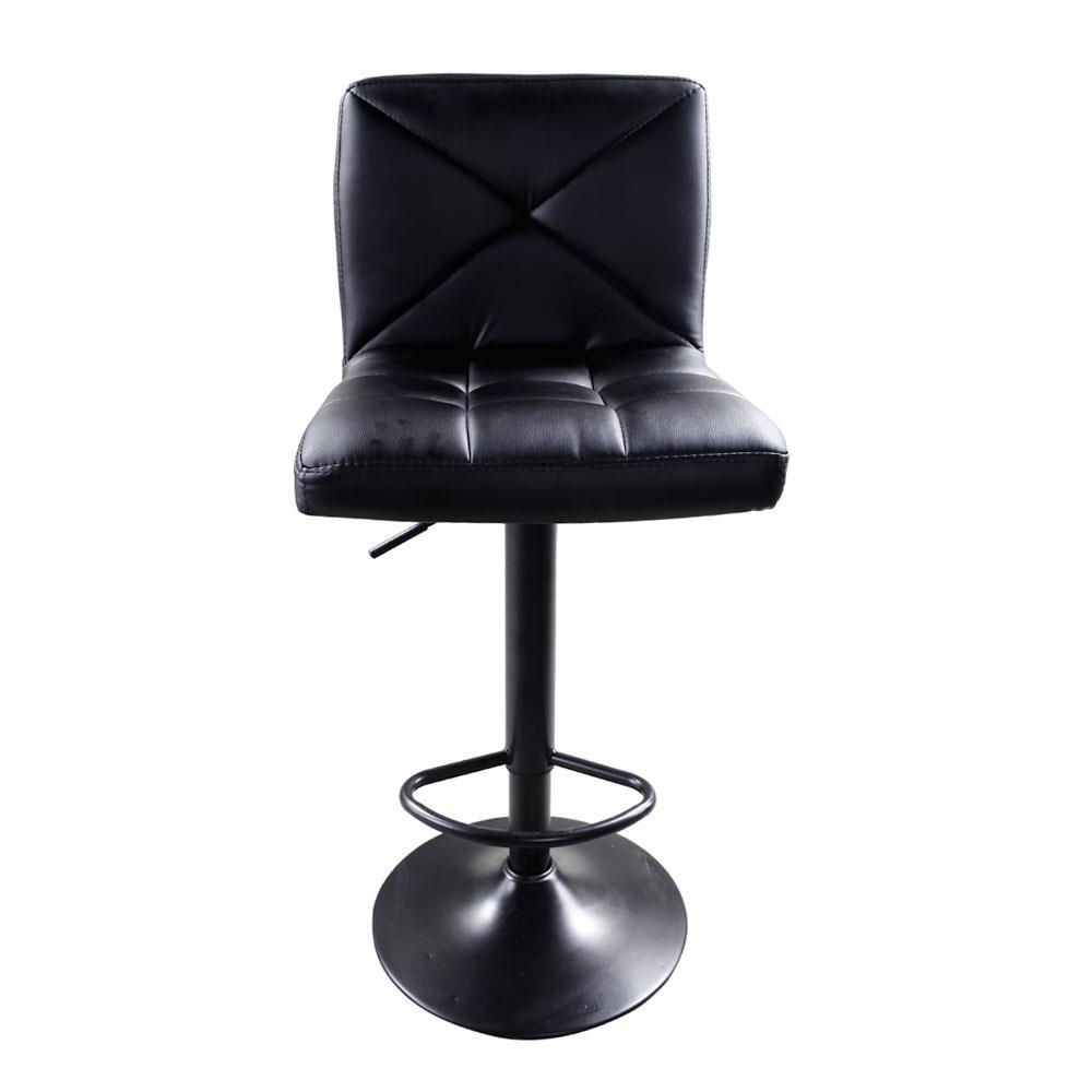 High Quality Swivel Hydraulic Chair Bar Stools PU Leather ...