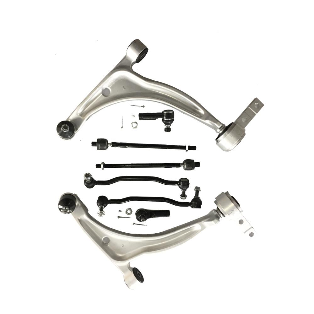 Engine: 3.5L ; Note: Improved Design 2004 For Nissan Maxima Front Outer Steering Tie Rod End